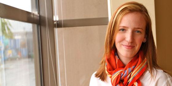Referly公司创始人Danielle Morrill